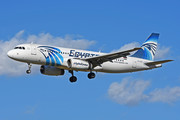 Airbus A320-232 - SU-GCD operated by EgyptAir