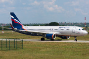 Airbus A320-214 - VQ-BSG operated by Aeroflot