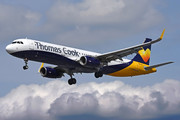 Airbus A321-231 - G-TCVA operated by Thomas Cook Airlines