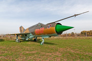 Mikoyan-Gurevich MiG-21bis - 6007 operated by Magyar Légierő (Hungarian Air Force)