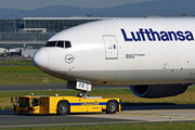Boeing 777F - D-ALFD operated by Lufthansa Cargo