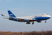 Boeing 747-400F - I-SWIA operated by SW Italia