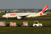Embraer 190-100LR - F-HBLF operated by HOP!