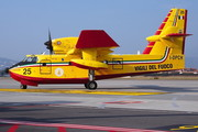 Bombardier CL-415 - I-DPCH operated by Corpo nazionale dei vigili del Fuoco (Italian National Firefighters Corps)