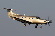 Pilatus PC-12/47E - OK-CTP operated by OK AVIATION Wings
