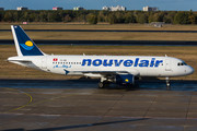 Airbus A320-214 - TS-INR operated by Nouvelair