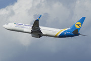 Boeing 737-800 - UR-UIB operated by Ukraine International Airlines