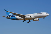 Airbus A330-243 - C-GUBH operated by Air Transat