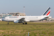 Airbus A320-214 - F-HEPD operated by Air France