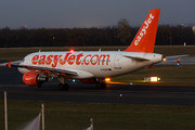Airbus A319-111 - G-EZDD operated by easyJet
