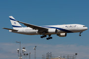 Boeing 777-200ER - 4X-ECA operated by El Al Israel Airlines