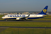 Boeing 737-800 - EI-DHD operated by Ryanair