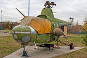 PZL-Świdnik SM-1 - 033 operated by Magyar Néphadsereg (Hungarian People's Army)