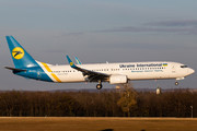 Boeing 737-900ER - UR-PSJ operated by Ukraine International Airlines