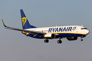 Boeing 737-800 - EI-DPT operated by Ryanair