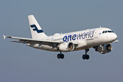 Airbus A319-112 - OH-LVD operated by Finnair