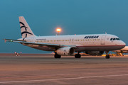 Airbus A320-232 - SX-DVT operated by Aegean Airlines