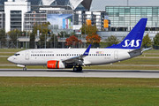 Boeing 737-700 - SE-RJT operated by Scandinavian Airlines (SAS)