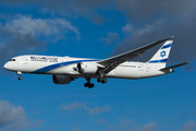 Boeing 787-9 Dreamliner - 4X-EDB operated by El Al Israel Airlines