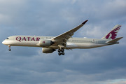 Airbus A350-941 - A7-ALY operated by Qatar Airways