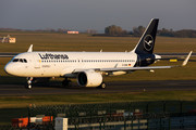 Airbus A320-271N - D-AINN operated by Lufthansa