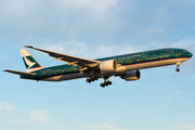Boeing 777-300ER - B-KPB operated by Cathay Pacific Airways