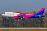 Airbus A320-232 - HA-LWJ operated by Wizz Air