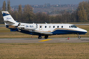 Cessna 560XL Citation Excel - OK-SLX operated by Silesia Air