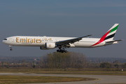 Boeing 777-300ER - A6-ECZ operated by Emirates