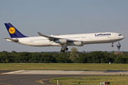 Airbus A340-313 - D-AIGS operated by Lufthansa