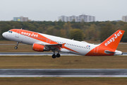Airbus A320-214 - OE-IZS operated by easyJet Europe