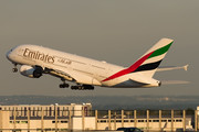 Airbus A380-861 - A6-EUE operated by Emirates