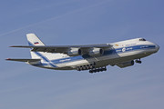 Antonov An-124-100 Ruslan - RA-82043 operated by Volga Dnepr Airlines