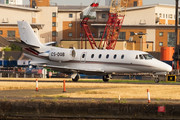 Cessna 560XL Citation XLS - CS-DQB operated by NetJets Europe