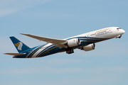 Boeing 787-9 Dreamliner - A4O-SC operated by Oman Air