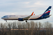 Boeing 737-800 - VQ-BHW operated by Aeroflot