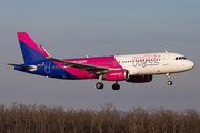Airbus A320-232 - HA-LSA operated by Wizz Air