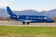 Gulfstream G200 - OK-GLF operated by Eclair Aviation