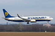 Boeing 737-800 - EI-EMF operated by Ryanair