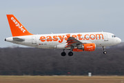 Airbus A319-111 - HB-JYG operated by easyJet Switzerland