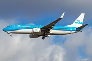 Boeing 737-800 - PH-BXZ operated by KLM Royal Dutch Airlines