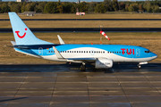 Boeing 737-700 - D-AHXG operated by TUIfly
