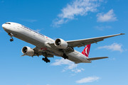 Boeing 777-300ER - TC-LJF operated by Turkish Airlines