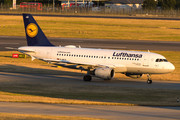 Airbus A319-114 - D-AILD operated by Lufthansa