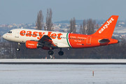 Airbus A319-111 - G-EZIW operated by easyJet