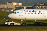 Airbus A321-231 - P4-OAS operated by Air Astana