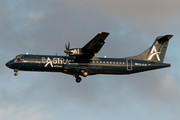 ATR 72-202 - SX-DIP operated by Astra Airlines