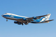 Boeing 747-400ERF - VP-BIK operated by AirBridgeCargo