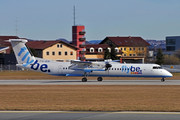 Bombardier DHC-8-Q402 Dash 8 - G-JECN operated by Flybe