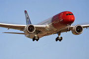 Boeing 787-9 Dreamliner - G-CKWC operated by Norwegian Air UK